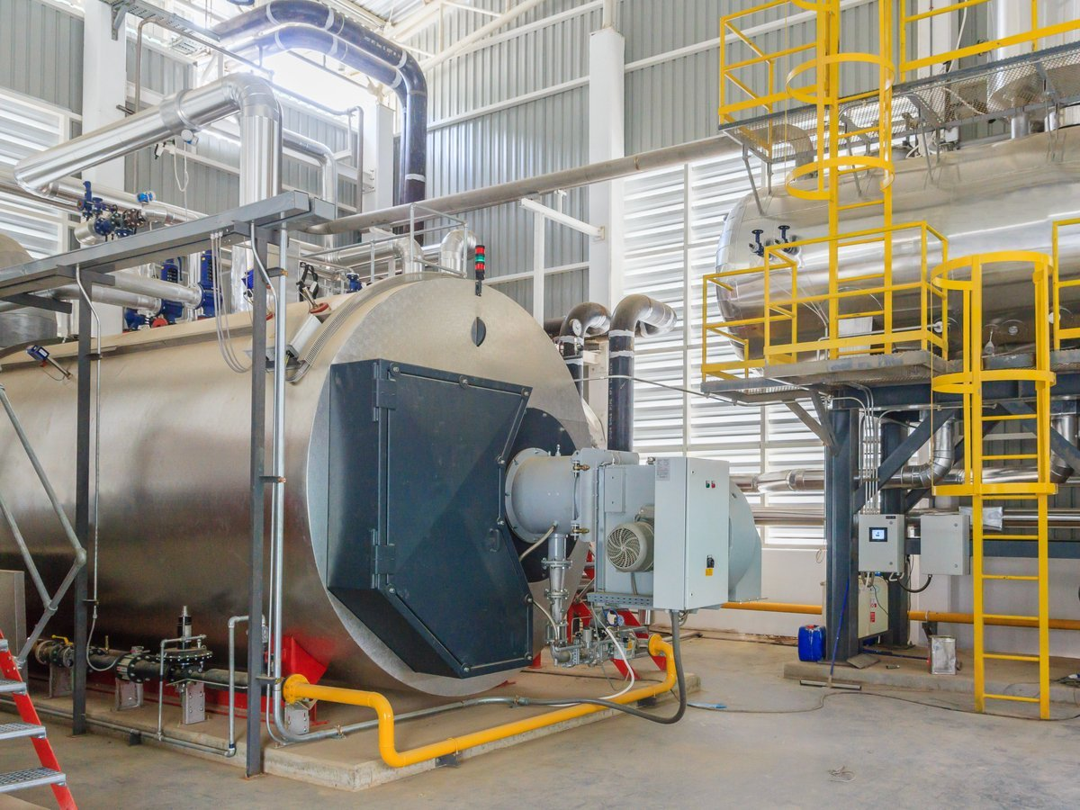 Industrial Gas Boilers